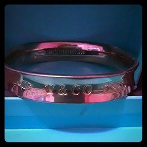 Tiffany & C O 1837 1997 Cushion square Bracelet